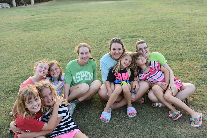 Camp Honey Creek for Girls
